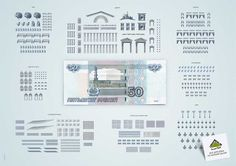 Preparation of a Banknotes by Leo Burnett Moscow | Yellowtrace
