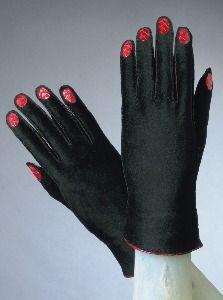 Gloves-by-Schiaparelli | V&OAKV&OAK