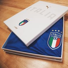 Authentic Azzurro 👕  Be the first to own the 2018 @azzurri home jersey featuring redesigned crest. Free shipping ends today. Link in the bio. — #soccerdotcom #italy #italia #azzurri #azzurro #calcio #pumafootball