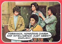 Welcome back Kotter - Sweat Hogs  #46 1976
