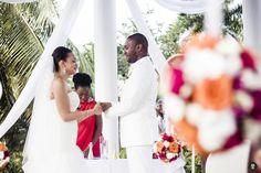Sherwin&Lyndia Chic Tropical Fairy Tale wedding in the Luxurious Melia Caribe Resort Hotel in Punta Cana, Dominican Republic