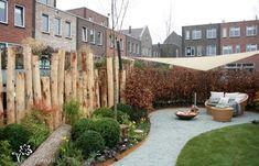Small Front Gardens, Small Balcony Garden, Landscaping Company, Garden Landscaping, Farm Gardens, Outdoor Gardens, Small Garden Inspiration, Garden Ideas, Contemporary Garden Design