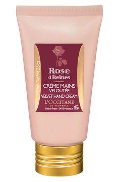 L'Occitane 'Rose 4 Reines' Velvet Hand Cream 9.57 e 1 oz