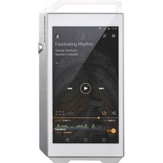 Pioneer - XDP100RS Portable High Resolution Digital Audio Player - Silver