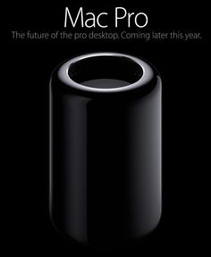 A Standing O for Apple's New Mac Pro