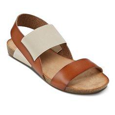 69197847d059 I m all about these sandals. Women s Tameka Elastic Quarter Strap Sandals