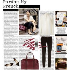 """Pardon My French"" by morganhina on Polyvore"