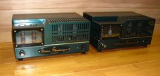 Shindo Corton- Charlemagne power amplifiers
