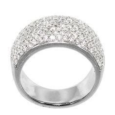 Pavé Diamond Band....hello right hand ring
