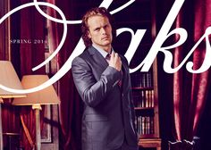 (Apr 7, 2016) Saks Fifth Avenue, in partnership with television network STARZ, will present seven curated windows on 50th Street and Fifth Avenue celebrating the STARZ's series Outlander, beginning on April 7. Two of the series' stars, Sam…