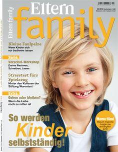 Eltern family Ausgabe 03-2012  Vorschau: http://www.eltern.de/service/eltern-family-heftvorschau.html