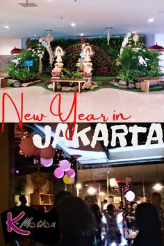 Join the party in Jakarta around New Year. #Indonesia #southeastasia #jakarta #budget #budgettravel #travel Travel And Tourism, Asia Travel, Buy Fireworks, Stuff To Do, Things To Do, Rooftop Party, People Dancing, Traffic Light, Days Of The Year