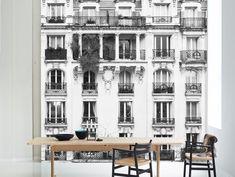 The Paris Windows Mural