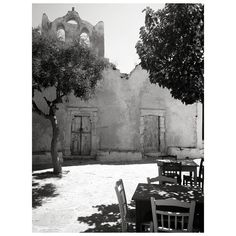 #greece #cyclades #folegandros #island #architecture #ancient #church #alley #doors #marbles #chairs #tables #shadows #trees #religion #blackandwhite #blackandwhiteonly #blackandwhiteisworththefight #blackandwhitephotography #cyclades_islands #cyclades_addicted #oldphoto #oldchurches #bnw_greatshots #bnw_planet Old Churches, Marbles, Black And White Photography, Old Photos, Shadows, Islands, Greece, Beautiful Places, Religion