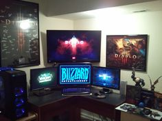 Blizzardstation. Enough said? Yea, we think so.