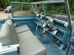 TFU 266 - 1959 Land Rover Series II