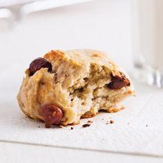 Venez à la rescousse de vos bananes trop mûres en essayant ces délicieux biscuits avec pépites de chocolat!