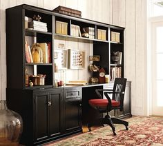 Logan Office Suite | Pottery Barn