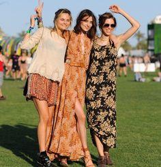 #FestivalFashion #Coachella #Boho