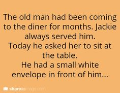 """Writing Prompt: He looks down at the table and then back at you, """"I have been meaning to tell you this for a while now, but I didn't wan't to scare you... I am your great great great grandson and I was told to give this to you when the time came."""""""