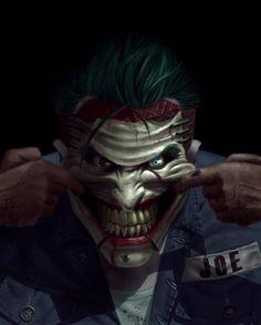Madness of Joker. Dead of the family