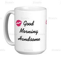 good morning handsome valentine's day gift for him