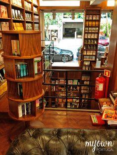 Livraria Buchholz, Lisboa, Portugal