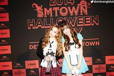 2014 #SMTOWN HALLOWEEN PARTY -Detectives in SMTOWN-.