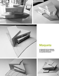 #models #house #maqueta #creato