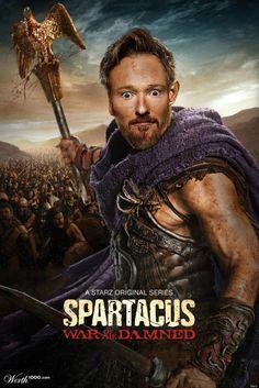 Conan Spartacus - Worth1000 Contests