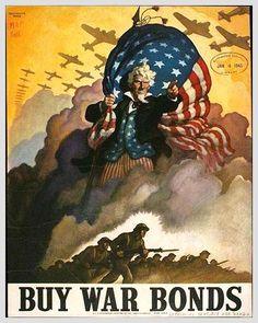 World War 2 Poster