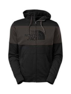 The North FaceMen'sShirts & SweatersMEN'S PEAK DOME FULL ZIP HOODIE