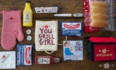 Applegate Grilling Kit