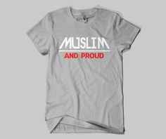 Muslim & Proud Super Quotes, T Shirt Diy, Shirt Ideas, Muslim, Must Haves, Islamic, Education, Business, Long Sleeve