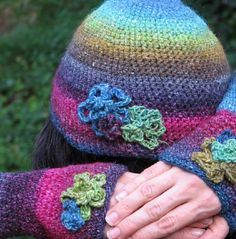 Crochet eCourse, workshops and lessons by Jennifer Tan of Syrendell.