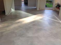 Beste afbeeldingen van betonlook verf vloeren in banks