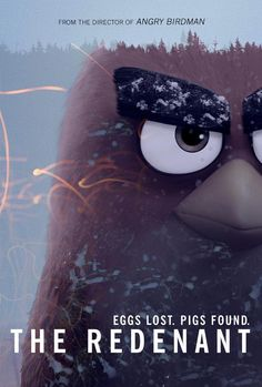 The Angry Birds Movie (The Revenant)