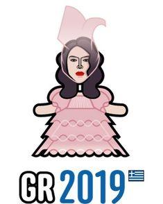 Katerine Duska - Greece @katerineduska @eurovision_gr #eurovision #katerineduska #greece #greece🇬🇷 #europops