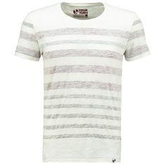 Cooles weißes #T-Shirt von #your #turn. Das T-Shirt ist super für einen angesagten #Alltagslook. ♥ ab 14,95 €