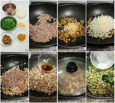 Teochew Dumplings (潮州粉果) from Christine's Recipes