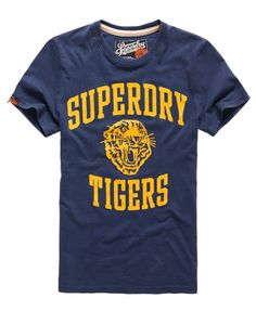 Superdry Tigers Gym Class T-shirt