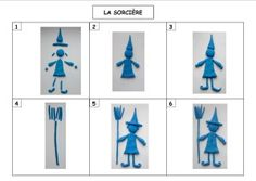 la sorcière Halloween Craft Activities, Halloween Crafts, Theme Halloween, Happy Halloween, Room On The Broom, Plasticine, Stop Motion, Clip Art, Education