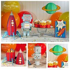 space party rocket box robot favour saturn planet decoration, cake wrappers fleurettebloom.com -Clear Photopolymer Stamps, Stencils, SVG Cut Files & Printables for Cricut Explore, Silhouette Cameo, Portrait, Sizzix, Pazzles Inspiration, Make the Cut, Sure cuts A Lot, Boss Kut Gazelle, and more.