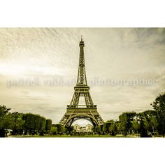 Paris Photography Eiffel Tower Photo Fine Art Photography Parisian... ($9.32) ❤ liked on Polyvore featuring home, home decor, wall art, backgrounds, eiffel tower statue, gold home decor, parisian home decor, european home decor and gold statue