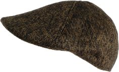 Geoffrey Beene Knit Ivy Scally Cap 6 Panel Duck Bill Driving Hat