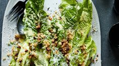 Tuscan Kale salad-Athena Calderone on the Art of Cooking Beautifully Romaine Salad, Kale Salad, Soup And Salad, Summer Recipes, New Recipes, Cooking Recipes, Cooking Quotes, Lunch Menu, Healthy Eating