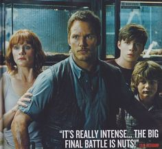The Indominus Rex Finally Reveals Itself In Epic New Images From JURASSIC WORLD