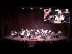 """""""La máquina de escribir"""" (L. Anderson) - 15/12/2012 (L'Auditori - Barcelona)"""