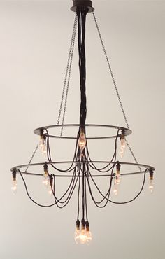 HOnesty FArol Chandelier Product Image Number 1