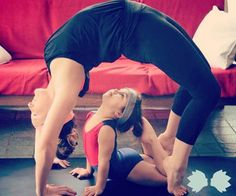 In honor of Mothers day.  A daughter reflects on the way yoga has brought she and her mother closer.